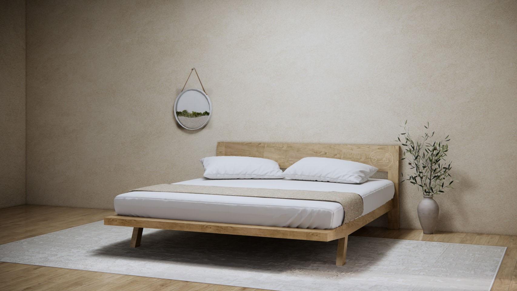 KR108 Slove Bed ⚡ เตียงนอนแบบขาเฉียง ⚡
