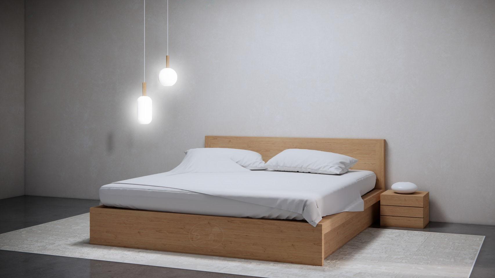 KR120 Box Bed - เตียงนอนสไตล์กล่อง